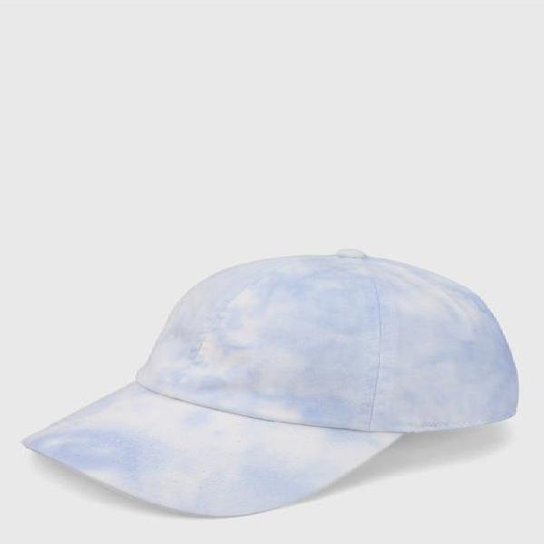 Gorra azul-blanco gap