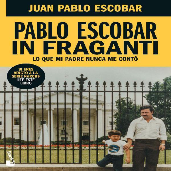 Pablo escobar infraganti planeta p-08 - compra online en