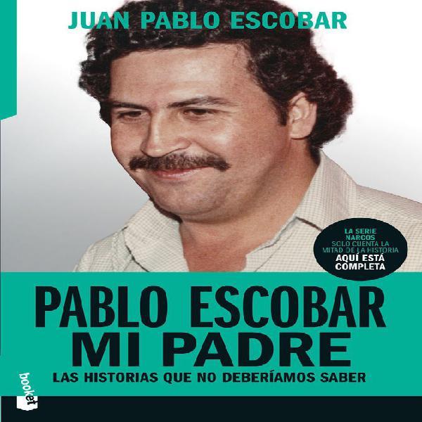 Pablo escobar mi padre planeta p-09 - compra online en