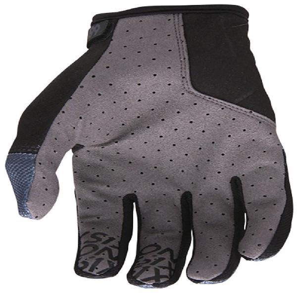 Guantes Evo Ii Glove, Negro Gris, Talla Xl