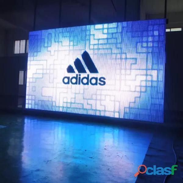 Fabricante de Pantallas LED publicitarias para interior y exterior 1