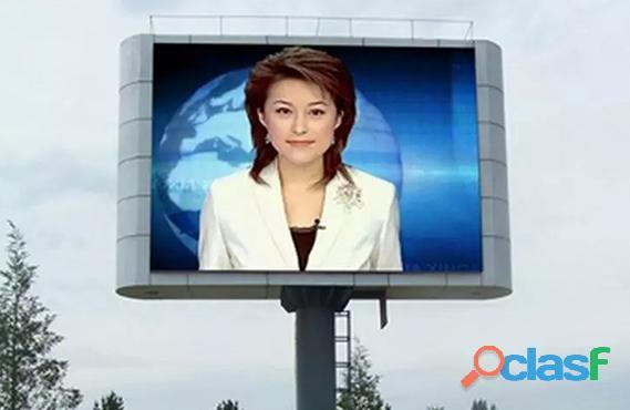 pantallas led gigantes para publicidad exterior 1