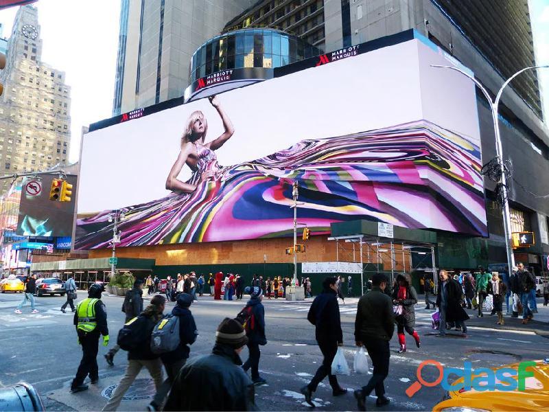 pantallas led gigantes para publicidad exterior 3