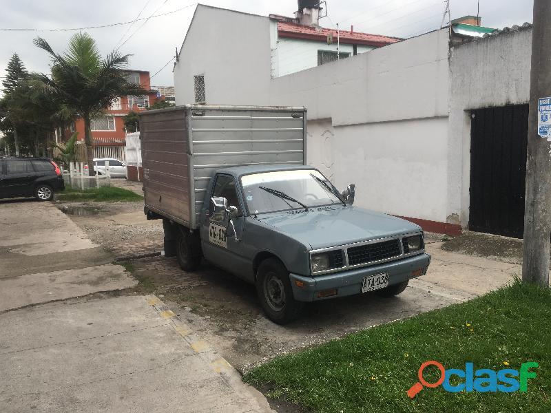 Vendo Furgon LUV 1600 1987