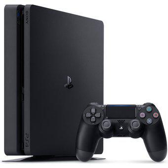 Consola playstation 4 slim 1tb negra