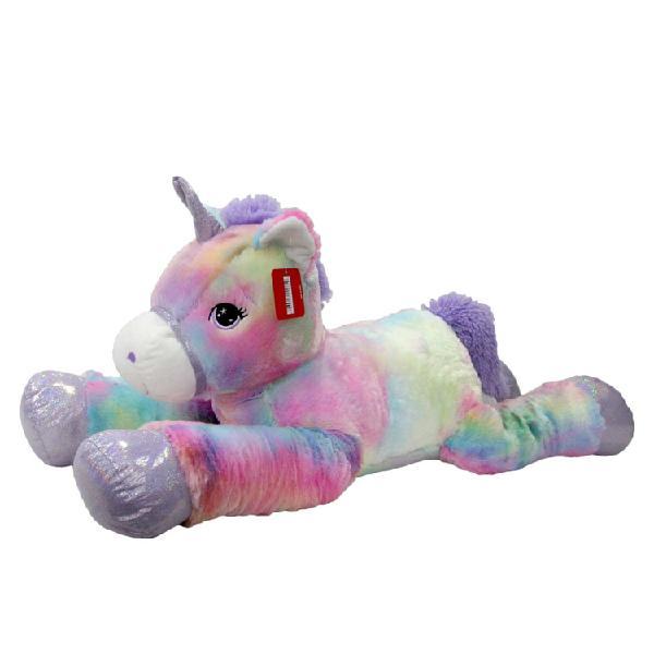 Unicornio de colores peluche