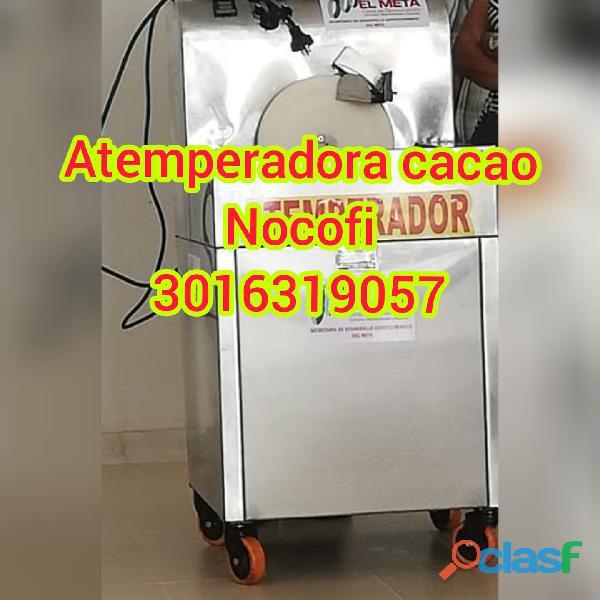 REFINADOR TEMPERADOR DE CACAO EN COLOMBIA