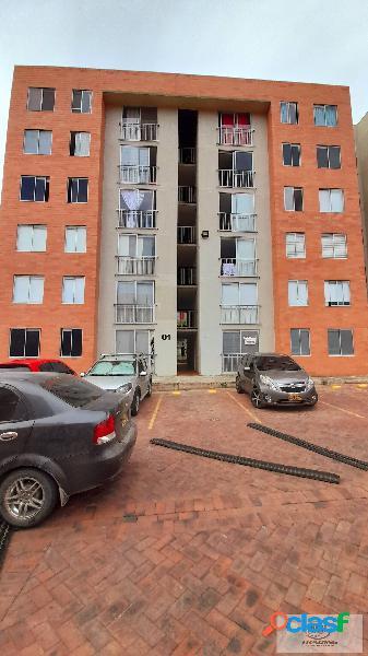 HERMOSO apartamento de 62 M2 en conjunto cerrado