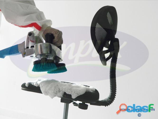 Desea tener su propio negocio de limpieza profesional ?