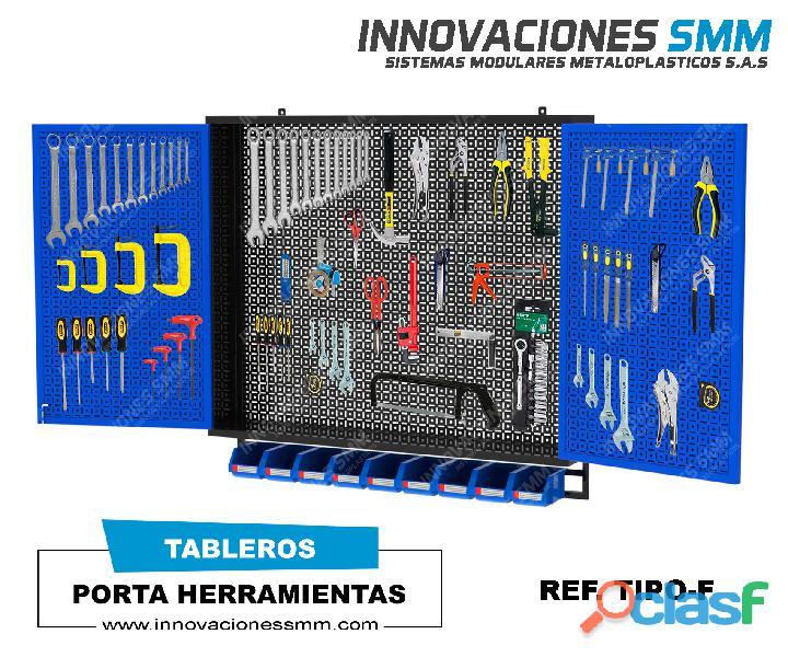 Tablero Para Herramientas Organizador De Herramienta REF. TIPO F