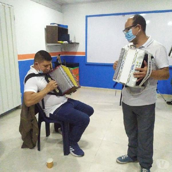 Aprenda Acordeón vallenato_ Curso Presencial