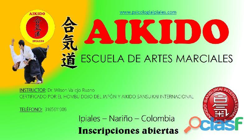 Artes marciales   ipiales
