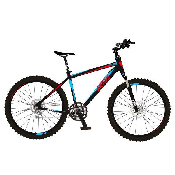Bicicleta aktive valley aluminio rin 27,5 cm