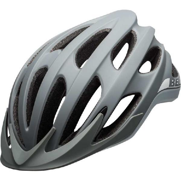 Casco bicicleta bell talla m drifter gris mate/brillante