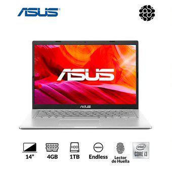 Portátil asus x415ja-ek483 core i3-1005g1 1tb 4gb endless