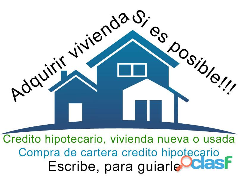 Creditio hipotecario