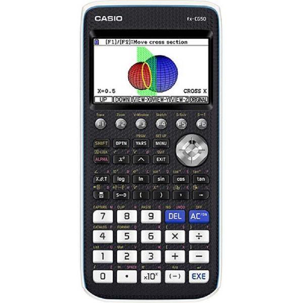 Calculadora Científica Casio Cg50 Mejor Que Ti84, Fx
