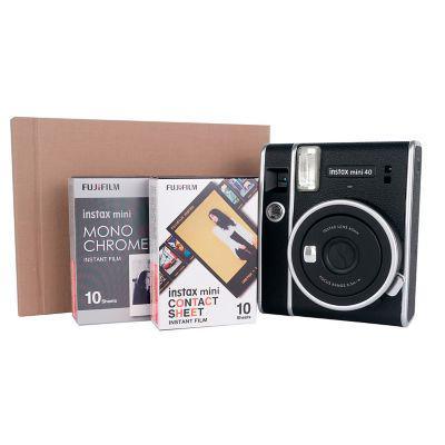 Fujifilm kit cámara instax mini 40
