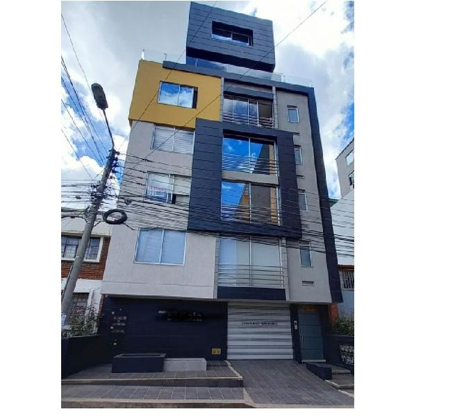 Inmobiliaria m&m profeional, vende aparta estudio, en el cen