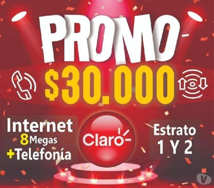 Paga en noviembre compra internet 8 megas y teléfono