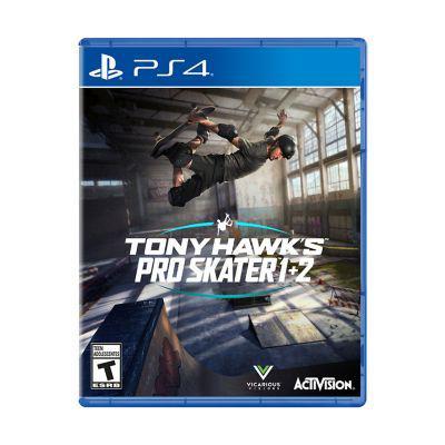 Playstation tony hawk ps4