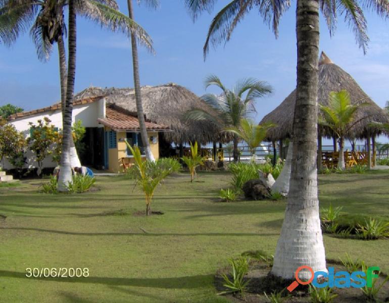 se venden lotes en las playas de San Bernardo del viento Córdoba