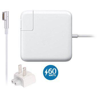 Cargador macbook pro 60w magsafe 1 a1278 a1184 a1330 a1342
