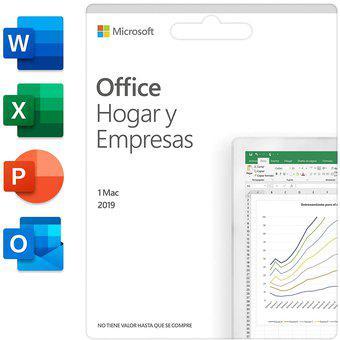 Office hogar y empresas 2019 para 1 mac original