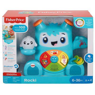 Fisher price juguete de bebé fisher price rocki
