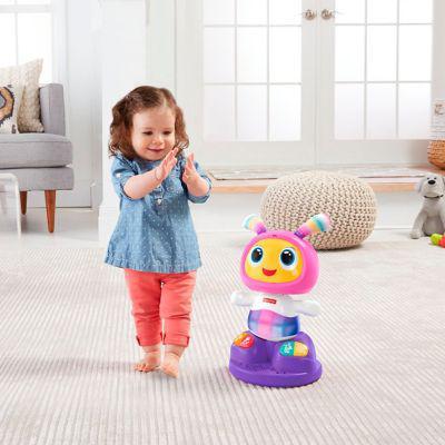 Fisher price juguete de bebé fisher price bel bot 360°