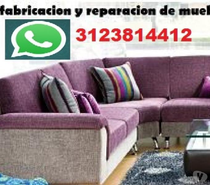 Tapizado y restauracion de muebles finos 3123814412