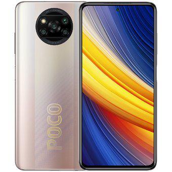 Celular Xiaomi Poco X3 Pro 256gb 8ram 48mp Bronce Metalico