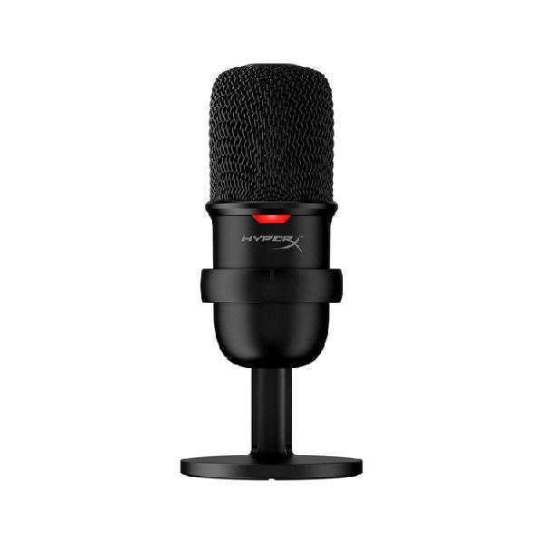 Micrófono HYPERX Alámbrico USB SoloCast Negro