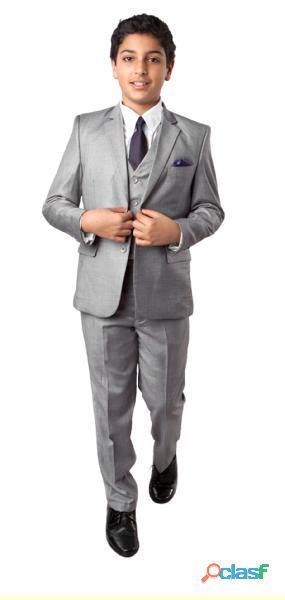 Alquiler de trajes con chaleco de niños para primera comunión