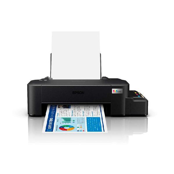 Impresora EPSON Ecotank L121Hg - Negro