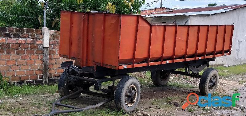 Zorra para Tractor de 12 ton Hidraulico en Puerto Wilches