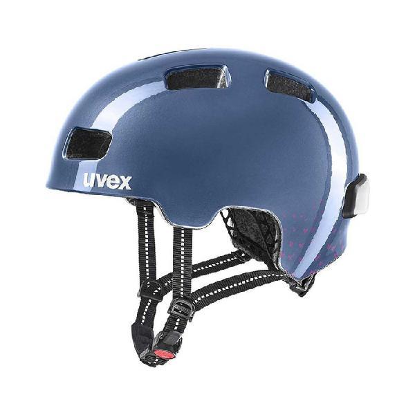 Casco para Bicicleta UVEX CITY 4 mini azul Talla M