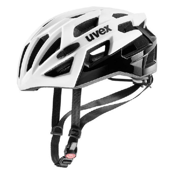 Casco para Bicicleta UVEX Race 7 Blanco Talla S