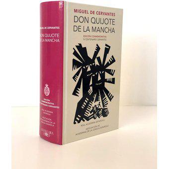DON QUIJOTE DE LA MANCHA EDICIÓN CONMEMORATIVA