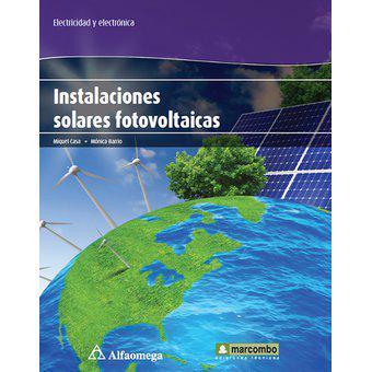 Instalaciones Solares Fotovoltaicas - Alfaomega