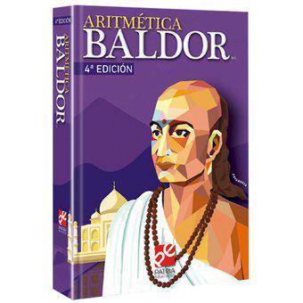 Libro Aritmética de Baldor