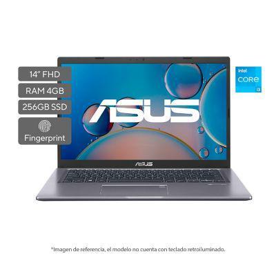 Asus portátil asus x415ea 14 pulgadas intel core i3 4gb