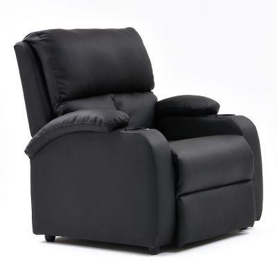 Mica silla reclinable 92 cm cuero sintético new rest |