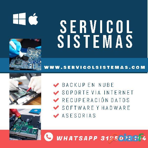 soporte remoto en sistemas