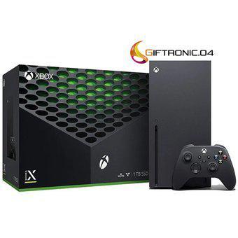 Microsoft xbox series x 1tb standard color negro