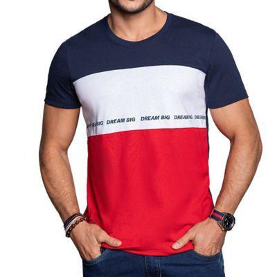 Croydon camiseta para hombre manga corta croydon |