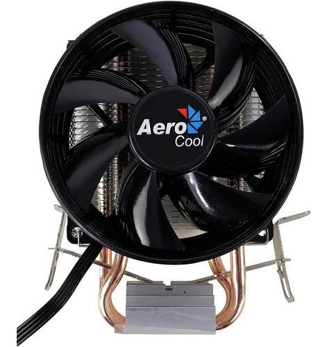 Disipador para cpu aerocool verkho 2 para pc amd intel gb -