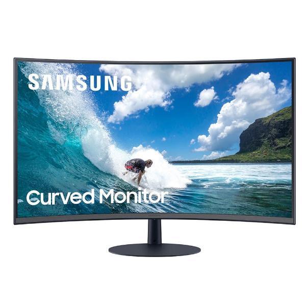 Monitor samsung curvo 27 c27t55 - clones y periféricos