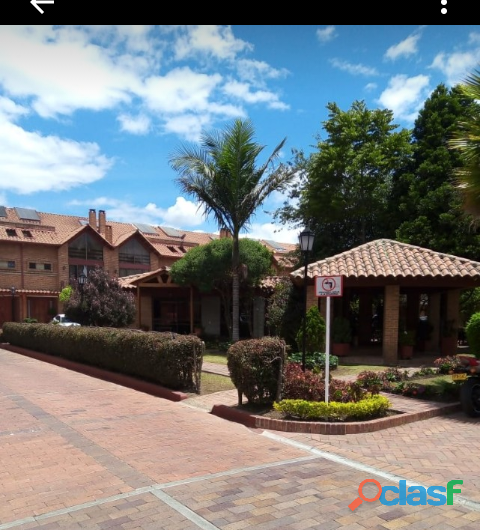 Chía Villa Mercedes casa linda