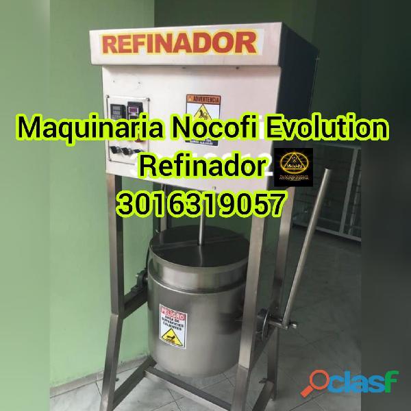 Refinador electrico para cacao en colombia